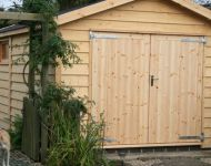 Countryman Timber Garage
